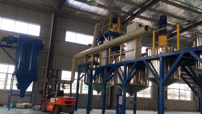 10吨+5吨+2吨+1吨真石漆设备组合
